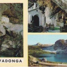 Postales: COVADONGA, VARIAS VISTAS – EDICIONES ALARDE Nº61 – S/C. Lote 288208043