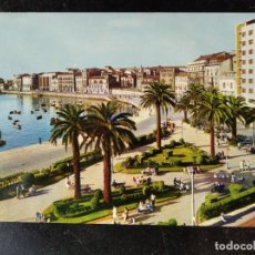 Postales: GIJON - JARDINES DE LA REINA. Lote 288449398