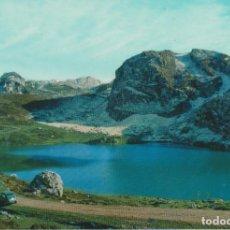 Postales: (102) PICOS DE EUROPA. ASTURIAS. LAGO ENOL ... SIN CIRCULAR. Lote 288563573
