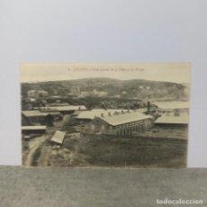 Postales: POSTAL DE SALINAS - VISTA PARCIAL DE LA FABRICA DE ARNAO. Lote 288694003