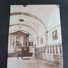 Postales: POSTAL PADRES DOMINICOS DE CORIAS ASTURIAS. Lote 289693868