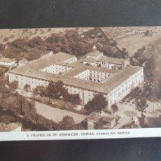 Postales: POSTAL PADRES DOMINICOS DE CORIAS ASTURIAS. Lote 289694108