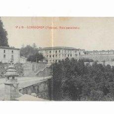 Postales: /POSTAL ANTIGUA- 17 Y 18- COVADONGA( ASTURIAS) VISTA PANORÁMICA. Lote 289749758