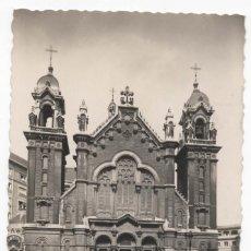 Postales: POSTAL - OVIEDO- IGLESIA PARROQUIAL DE SAN JUAN EL REAL. Lote 294441483