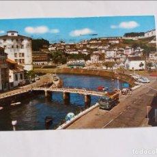 Postales: POSTAL - ASTURIAS - LUARCA - PUENTE DEL BESO 11. Lote 296630608