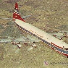 Postales - Postal de Avion ANSETT-Australian National Airways-Lockheed L-188A Electra - 26464020