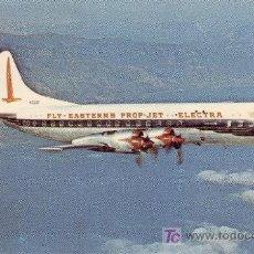 Postales - Postal de Avion EASTERN AIR LINES-Lockheed L-188A Electra - 24231980