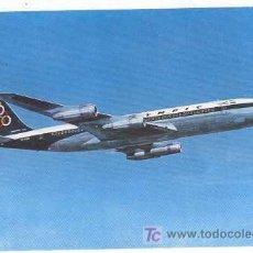 Postales: OLYMPIC AIRWAYS - BOEING 707-320. Lote 22558292