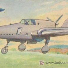 Postales: TARJETA POSTAL DE AVION DE HOLANDA. FOKKER D. 23. MONOPLANO CAZA.. Lote 3477280
