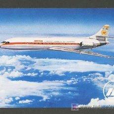 Cartoline: POSTAL DE AVIACION: CARAVELLE X-R IBERIA (AVION). Lote 3816134