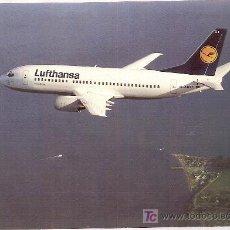 Lufthansa Boeing 737-300