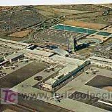 Postales: POSTAL DE AEROPUERTO DE NUEVA YORK AERIAL VIEW. Lote 5682488