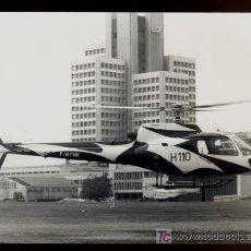 Postales: AEROSPATIALE AS 350 B1 ECUREUIL / FOTOGRAFÍA PROMOCIONAL DEL GRUPO AEROSPATIALE - ORIGINAL. Lote 24511562
