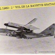 Postales: 1ER VUELO DE LA NAVE ESPACIAL.NASA. SIN CIRCULAR.. Lote 8662860