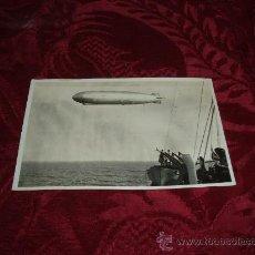 Postales: FOTOGRAFIA ORIGAL GRAF ZEPPELIN. Lote 10202054