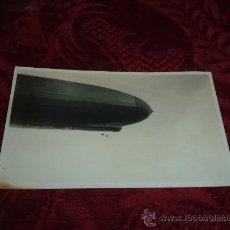Postales: FOTOGRAFIA ORIGINAL GRAF ZEPPELIN. Lote 10202052