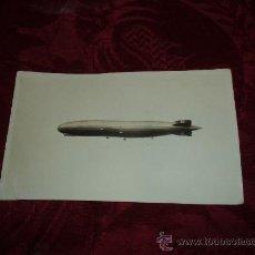 Postales: FOTOGRAFIA ORIGINAL GRAF ZEPPELIN D -L Z127. Lote 10202050