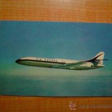 Postkarten - POSTAL CARAVELLE AIR FRANCE ESCRITA - 14312328