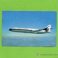 Postales: AIR FRANCE. CARAVELLE. AVIÓN. AVIACION. SIN CIRCULAR !!. Lote 27120125