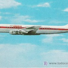 Postales: DOUGLAS DC-8 TURBOFAN . Lote 15083162