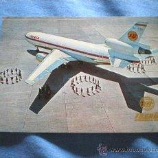 "Postales: POSTAL IBERIA DC 10/30 ""COSTA BRAVA"" SARDANA. Lote 15251195"