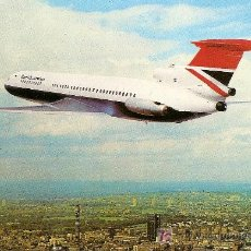 Postales: TRIDENT THREE DE BRITISH AIRWAYS. Lote 16254024