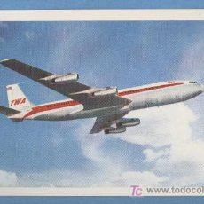 Postales: TWA SUPERJET - LITHO IN U.S.A.. Lote 27346223
