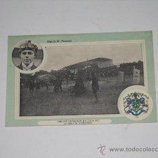 AVIACIÓN . BIPLAN H. FARMAN LA SALIDA DE WIJNMALEN . 1911 . CIRCUIT EUROPÉEN . SIN CIRCULAR
