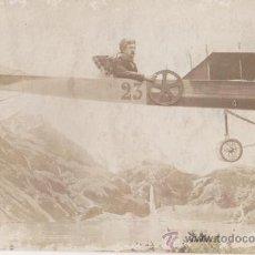 Postales: POSTAL FOTOGRAFICA AEROPLANO. Lote 19125408