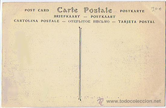 Postales: Postal de época, los primeros Aviones Aeroplanos sin circular Gran semana de la Aviación, Ver Fotos. - Foto 2 - 25960921