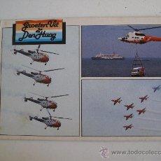 Postales: POSTAL DE ESPECTACULO DE VUELO - DEN HAAG, HOLANDA 1983 (SIN CIRCULAR). Lote 21940845
