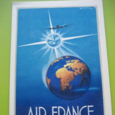 Postales: AIR FRANCE. 1948. RAYONNE SUR LE MONDE.. Lote 24734077