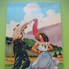 Postales: AVIANCA. AEROVIAS NACIONALES DE COLOMBIA. EL BAMBUCO. . Lote 24734119
