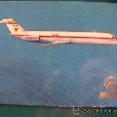 Postales: POSTAL DE AEROLÍNEAS IBERIA. AÑO 1973. AVIÓN JET DOUGLAS DC-9. AEROLÍNEA ESPAÑOLA. 1168. . Lote 24782291