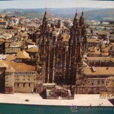 Postales: POSTAL DE AEROLÍNEAS IBERIA. AÑO 1973. SANTIAGO DE COMPOSTELA. AEROLÍNEA ESPAÑOLA. 1170. . Lote 24782337