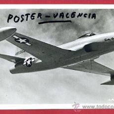 Postales: FOTO AVION , MILITAR SHPPTING STAR , ORIGINAL , M74. Lote 27176341
