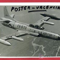 Postales: FOTO AVION , MILITAR FA 970 , ORIGINAL , M77. Lote 27176394
