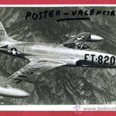 Postales: FOTO AVION , MILITAR FT 820 , ORIGINAL , M78. Lote 27176405