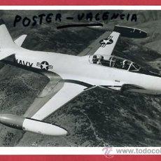 Postales: FOTO AVION , MILITAR , ORIGINAL , M79. Lote 27176432