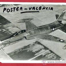 Postales: FOTO AVION , MILITAR F 90 , ORIGINAL , M81. Lote 27176483