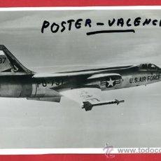 Postales: FOTO AVION , MILITAR , ORIGINAL , M86. Lote 27176527