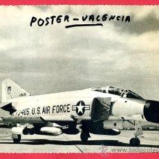 Postales: FOTO AVION , MILITAR , ORIGINAL , M89B. Lote 27176575