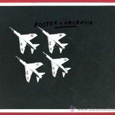 Postales: FOTO AVION , MILITAR AVIONES , ORIGINAL , M90. Lote 27176611