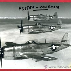 Postales: FOTO AVION , MILITAR AVIONES EN EL AIRE , ORIGINAL , M95. Lote 27176665