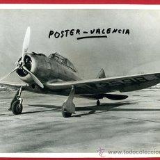 Postales: FOTO AVION , MILITAR , DE HELICE , ORIGINAL , M96. Lote 27176683