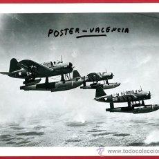 Postales: FOTO AVION , MILITAR , AVIONES EN EL AIRE , ORIGINAL , M97. Lote 27176698