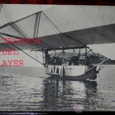 Postales: ANTIGUA POSTAL DEL GRAF ZEPPELIN IN DER GONDEL DES LUFTSCHIFFES - 01961 - EDITION PHOTGLOG CO . ZURI. Lote 27670593