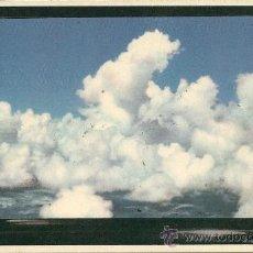 Postales: POSTAL TEMA AVION, AMERICAN AIRLINES, VOLANDO POR LA RUTA DE LOS (FLAGSHIPS) IN FLIGHT,. Lote 29103761