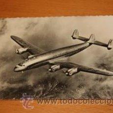 Postales - POSTAL AVION LOCKHEED CONSTELLATION AIR FRANCE - 29232172