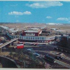 Postales: POSTAL DE AVIONES. AÑOS 60 - 70. AEROPUERTO DE LONDRES. HEATHROW. 439. . Lote 29346738